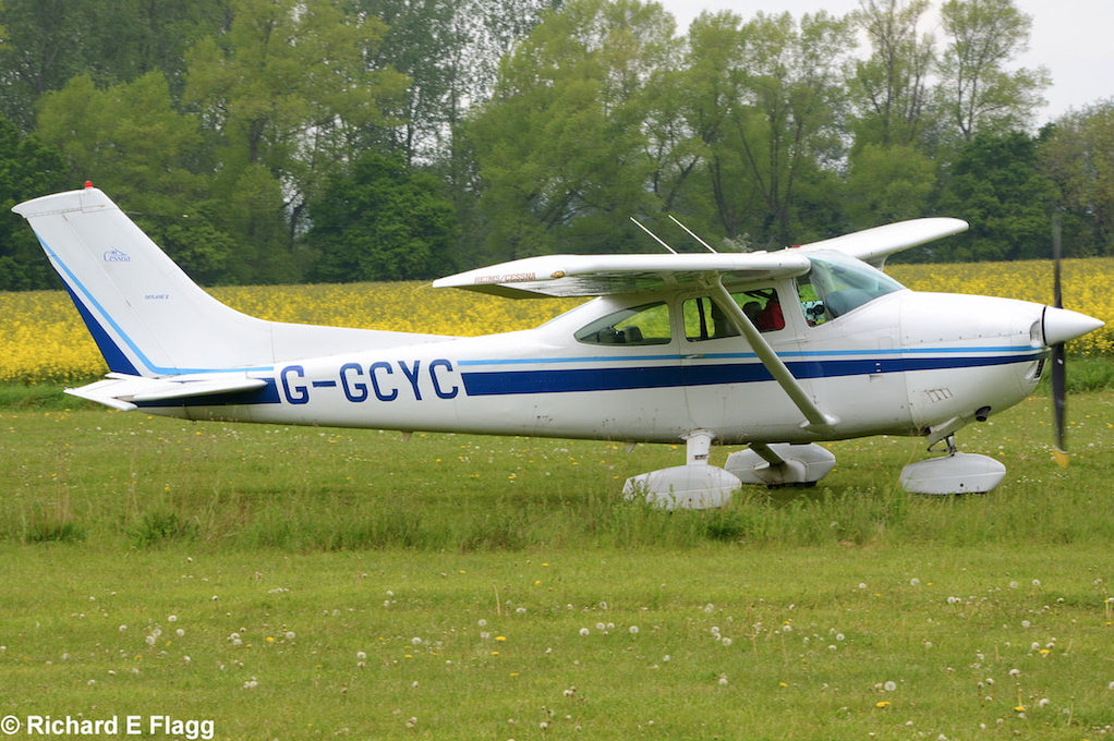 Reims F182Q Skylane (G-GCYC) - 12 May 2018.png