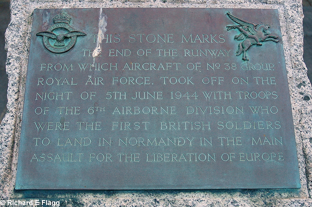 003-38 Group D-Day Memorial plaque - 28 June 2008.png