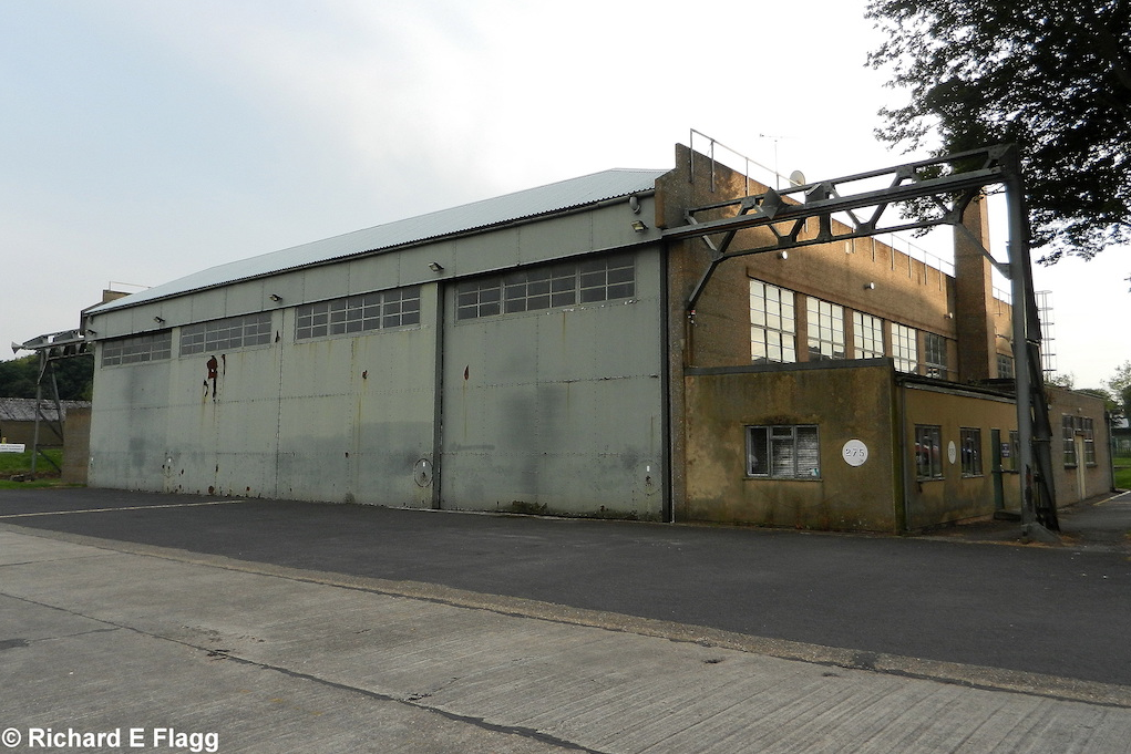 008Hangar (Building 275) - 9 September 2012.png