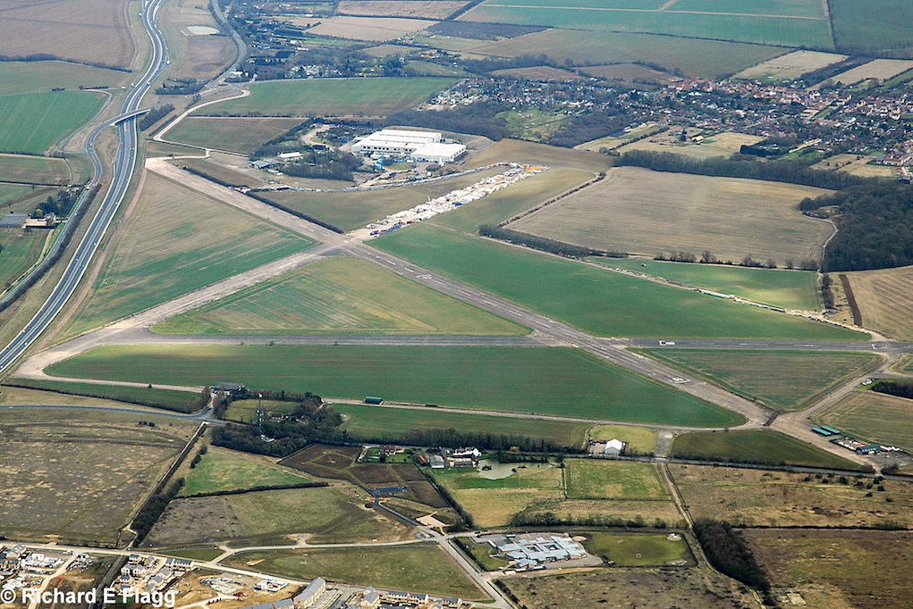 001Aerial View. RAF Bourn Airfield - 14 March 2009.png