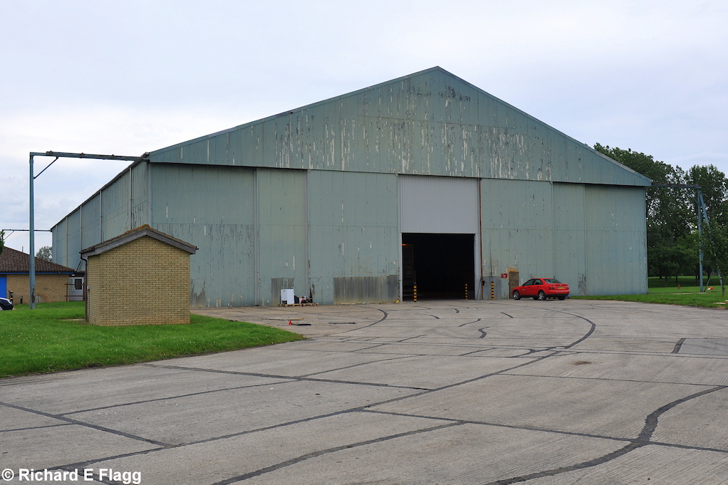 013Hangar : Type B1 Aircraft Shed - 1 August 2012.png