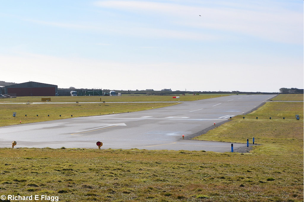 005Runway 16/34. Looking south from the runway 16 threshold - 25 March 2018.png