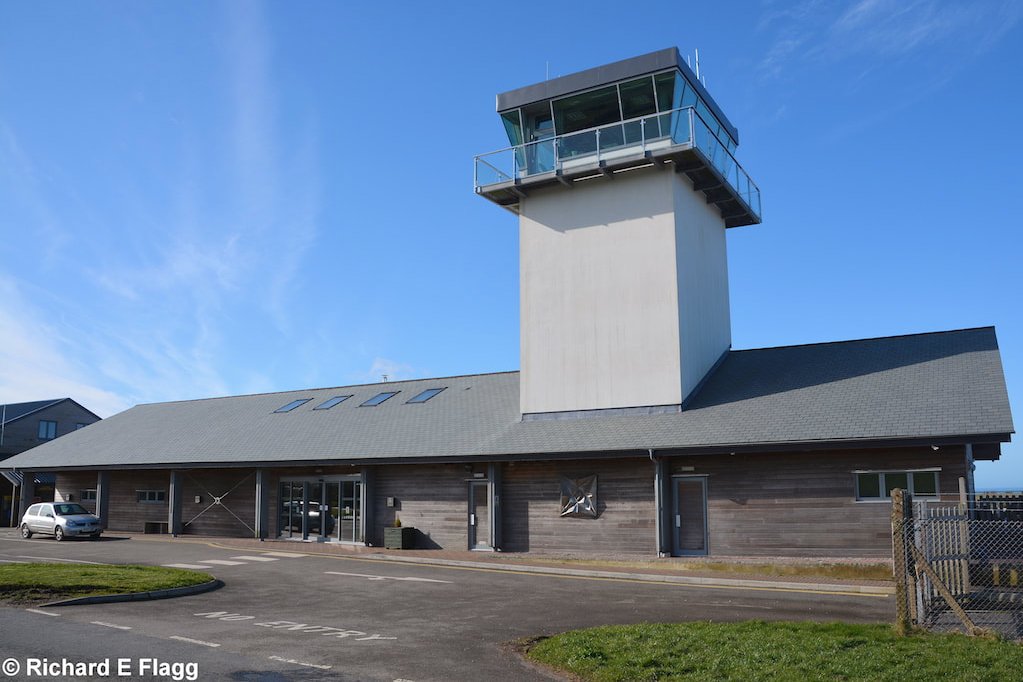 007Control Tower & Passenger Terminal 2 - 25 March 2018