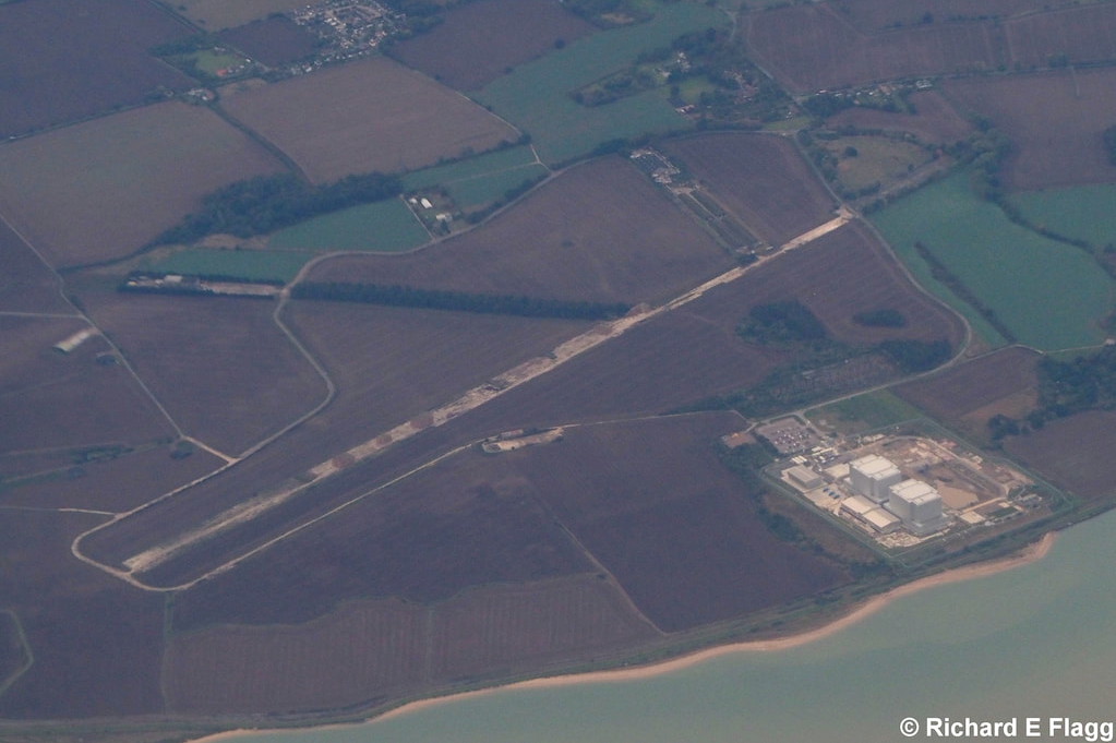 020Aerial view of RAF Bradwell Bay Airfield - 9 October 2019.png