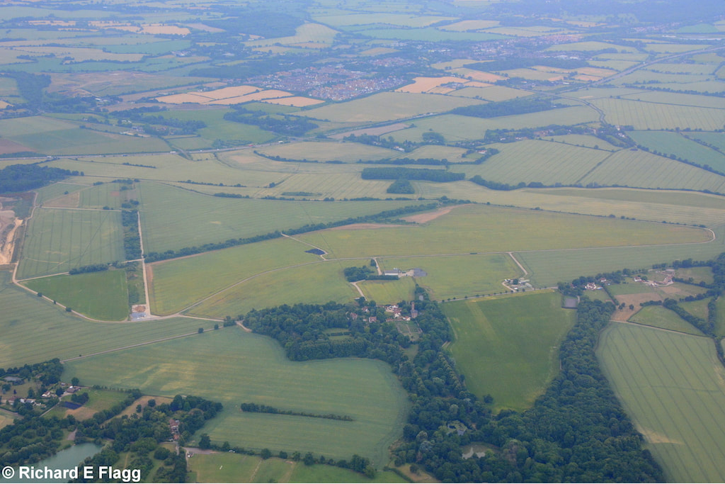 008Aerial View of RAF Great Dunmow Airfield - 27 June 2017.png