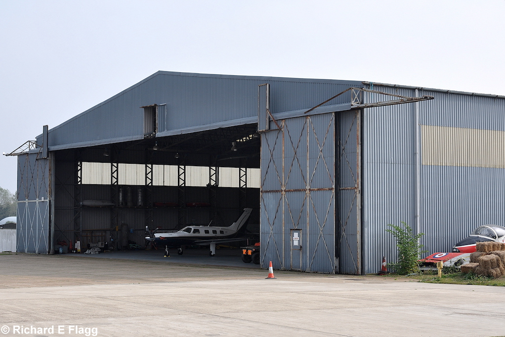 011Hangar : T2 Type Aircraft Shed - 19 September 2009.png
