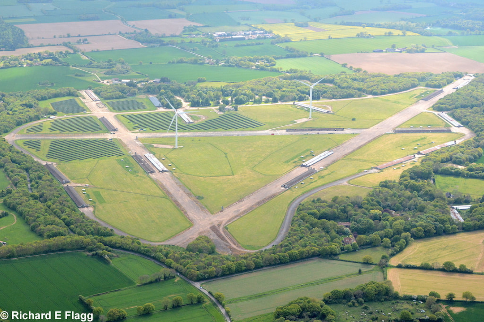 010Aerial view of RAF Attlebridge Airfield - 13 May 2017.png